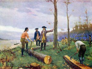 Auguste chouteau fut l'un des fondateurs de saint-louis, en février 1764