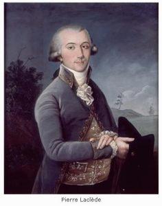 Pierre laclède liguest (1729-1778), fondateur de saint-louis avec son beau-fils auguste chouteau