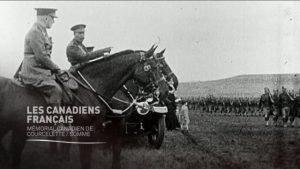 Il y a cent ans, au canada... Le retour des combattants de la grande guerre 144