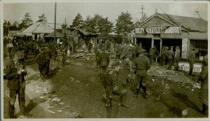Il y a cent ans, au canada... Le retour des combattants de la grande guerre 136