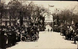 Il y a cent ans, au canada... Le retour des combattants de la grande guerre 140