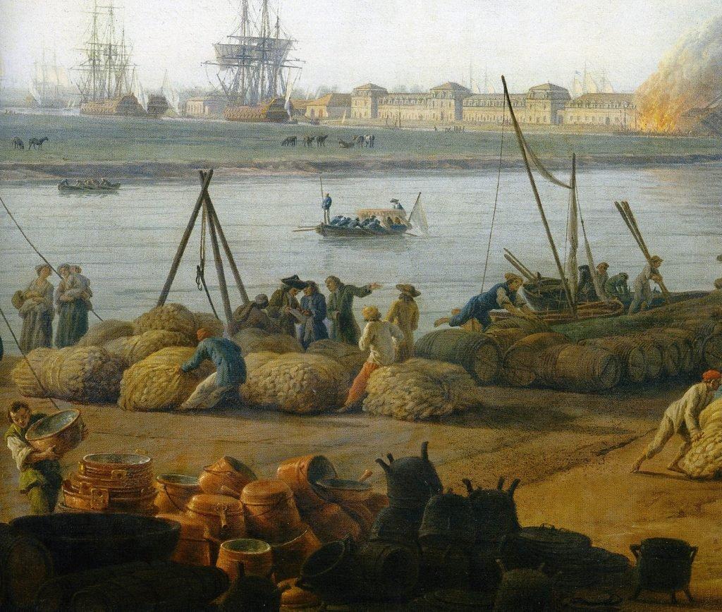 Patrimoine maritime et lieux de mémoire : du chemin de la mâture à la route des canons en nouvelle-aquitaine. 34