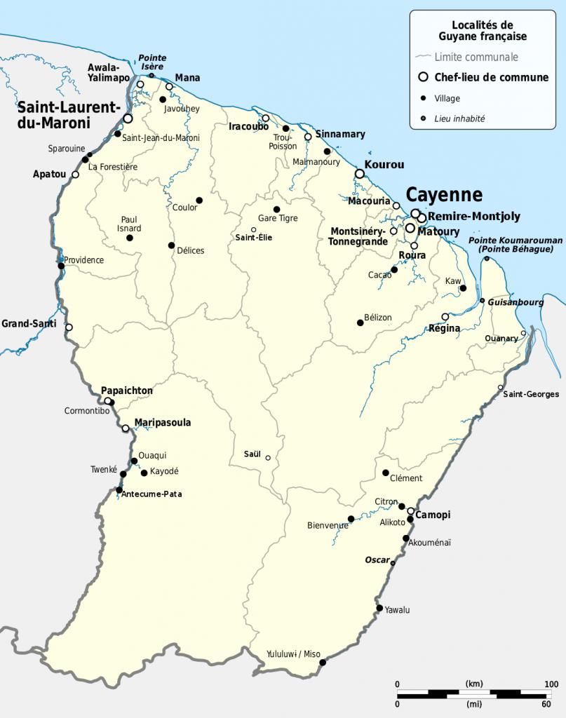 L'ambition déçue de la nouvelle colonie de guyane 75