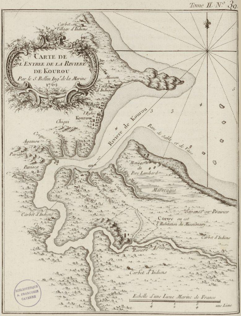 L'ambition déçue de la nouvelle colonie de guyane 67