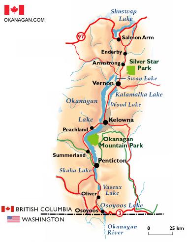 De marseille à l'ouest canadien, un missionnaire à l'origine du vignoble de l'okanagan. 45